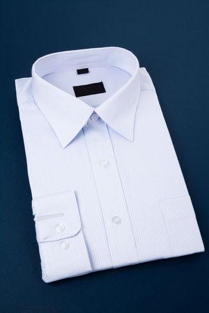 New Shirt close up shot Banco de Imagens
