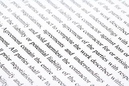 Text Background close up shot