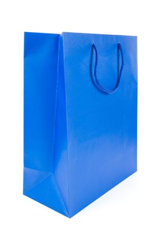 Shopping Bag close up shot