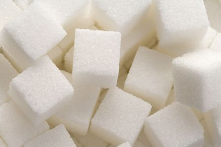 Sugar Cube close up shot photo