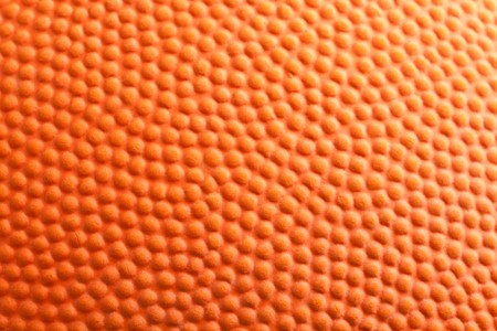 Orange Basketball close up shot photo