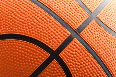 Orange Basketball close up shot photo