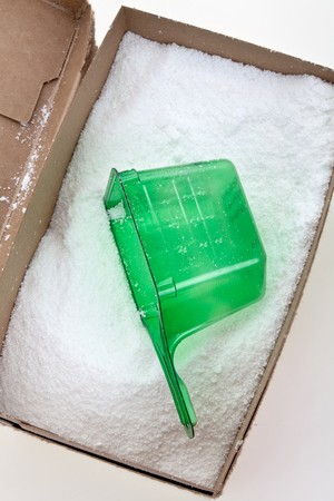 laundry detergent: Laundry Detergent close up shot