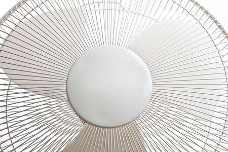 Electric Fan close up shot