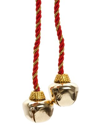 christmas bells: Christmas Bells with white background