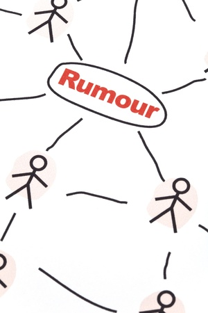 rumour: People Sketching Network, concept of Rumour