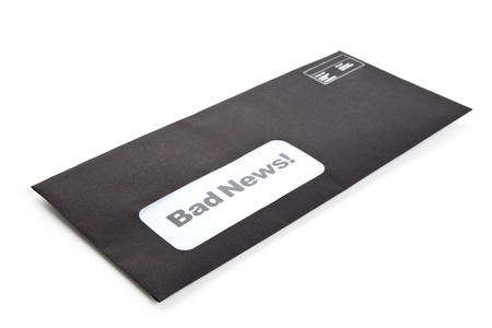 envelope: Bad News and envelope, concept of failure