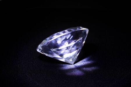 diamond: Diamond close up shot Stock Photo