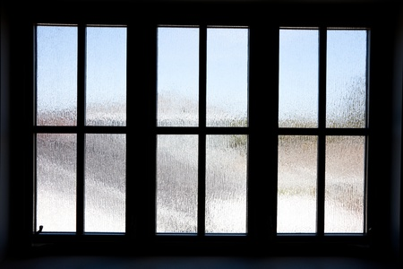 crinkle privacy glass for background 版權商用圖片