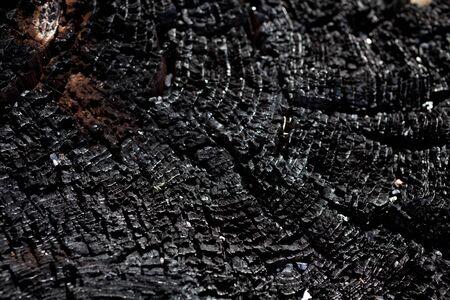 Burnt Wood texture for backrgound