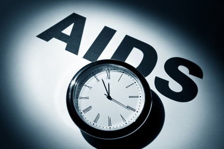 Clock word AIDS for background