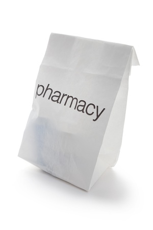 Pharmacy Bag close up