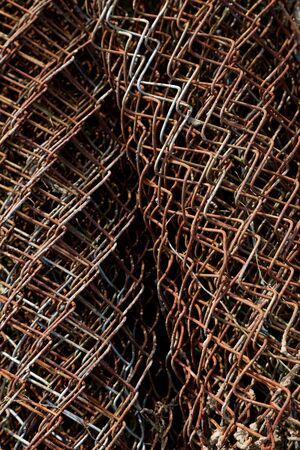 wire mesh: Wire Mesh for background use Stock Photo
