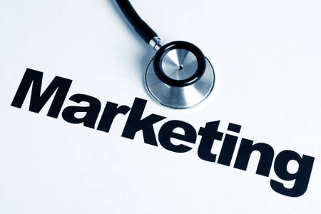 Stethoscope and Marketing Report, concept of business