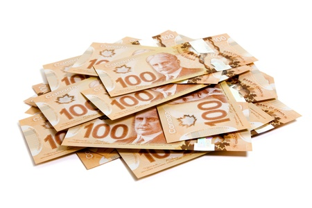 incentives: Canadian Dollar, concept of business and finance
