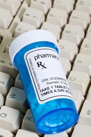 의료 및 의학 약 병, 개념 스톡 콘텐츠