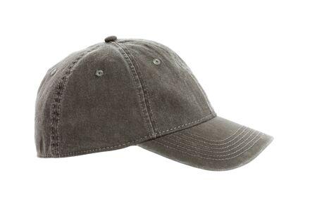 Baseball Cap with white background photo
