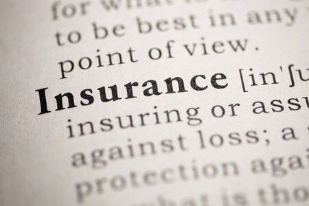 Fake Dictionary, Dictionary definition of the word Insurance.