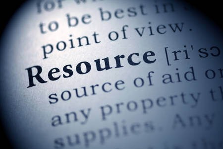 resource: Fake Dictionary, Dictionary definition of the word Resource.