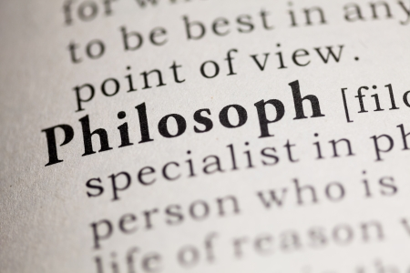 Fake Dictionary, Dictionary definition of the word Philosoph.