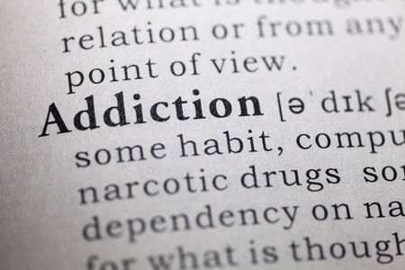 Fake Dictionary, Dictionary definition of the word Addiction