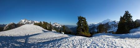 mt baker: Mt Baker and Mount Shuksan