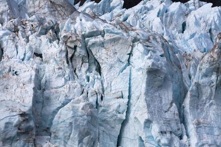 Blue Glacier in Alaska usa
