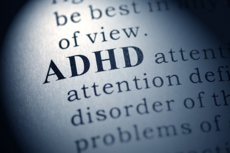 deficit: Fake Dictionary, Dictionary definition of the word ADHD  Attention deficit hyperactivity disorder