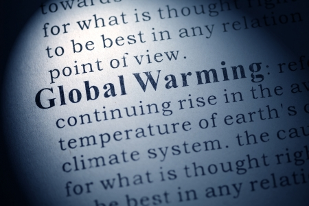 Fake Dictionary, Dictionary definition of Global Warming