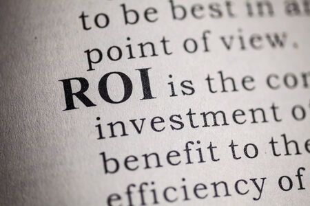 Fake Dictionary, Dictionary definition of ROI Return on investment