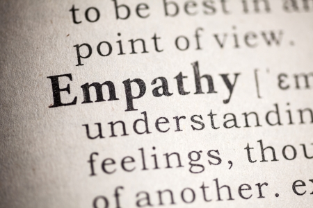 Fake Dictionary, Dictionary definition of empathy