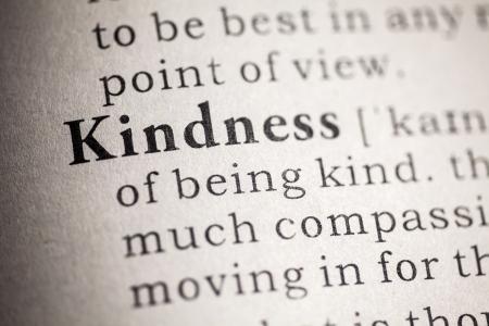 Falso dizionario, la definizione del dizionario della gentilezza Archivio Fotografico - 25269902