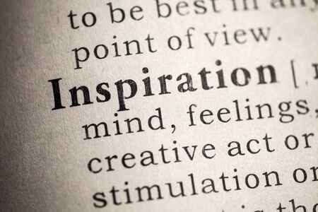 Fake Dictionary, Dictionary definition of inspiration