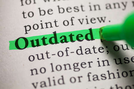 the outdated: Fake Dictionary, definition of the word outdated