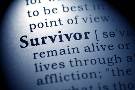 Fake Dictionary, Dictionary definition of the word survivor