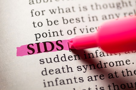 Fake Dictionary, Dictionary definition of the word SIDS  Sudden infant death syndrome