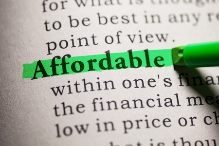 affordable: Fake Dictionary, definition of the word affordable