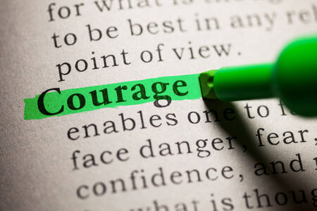 definicion: Fake Diccionario, definición de la palabra coraje
