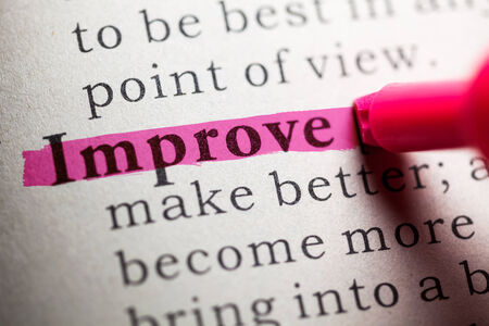 Fake Dictionary, definition of the word improve