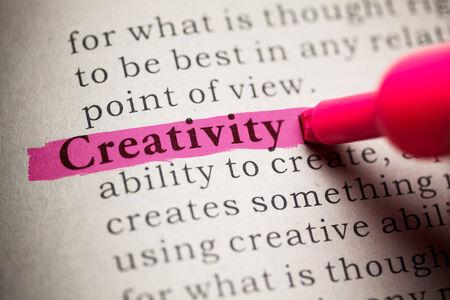 가짜 사전, 단어 창의력의 정의