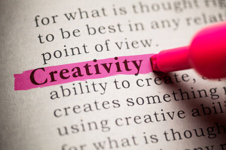Fake Dictionary, definition of the word creativity