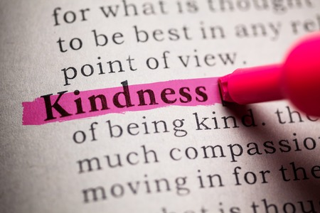 kindness: Fake Dictionary, definition of the word Kindness