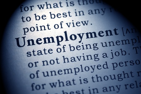 Fake Dictionary, Dictionary definition of the word unemployment