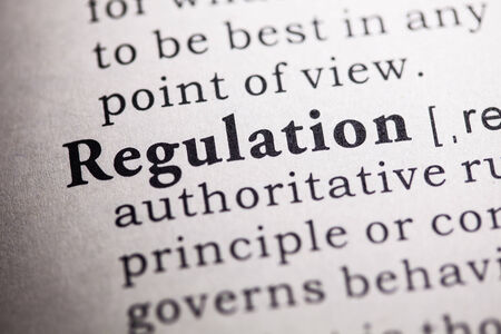 dictionary: Fake Dictionary, Dictionary definition of the word regulation