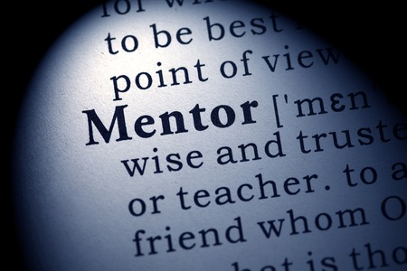 Fake Dictionary, Dictionary definition of the word mentor
