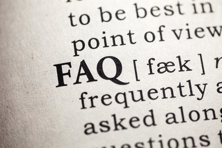 questions: Fake Dictionary, Dictionary definition of the word Frequently Asked Questions
