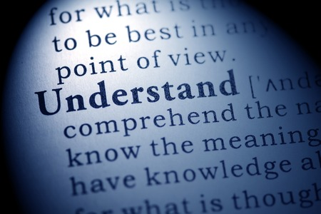 understand: Fake Dictionary, Dictionary definition of the word understand.