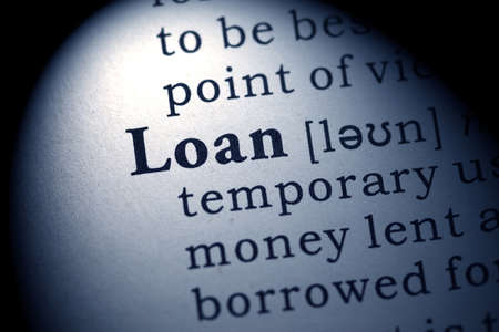 dictionary definition: Fake Dictionary, Dictionary definition of the word loan.
