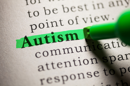 autism: Fake Dictionary, definition of the word Autism.