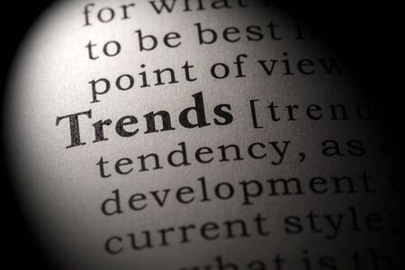 Fake Dictionary, Dictionary definition of the word trends